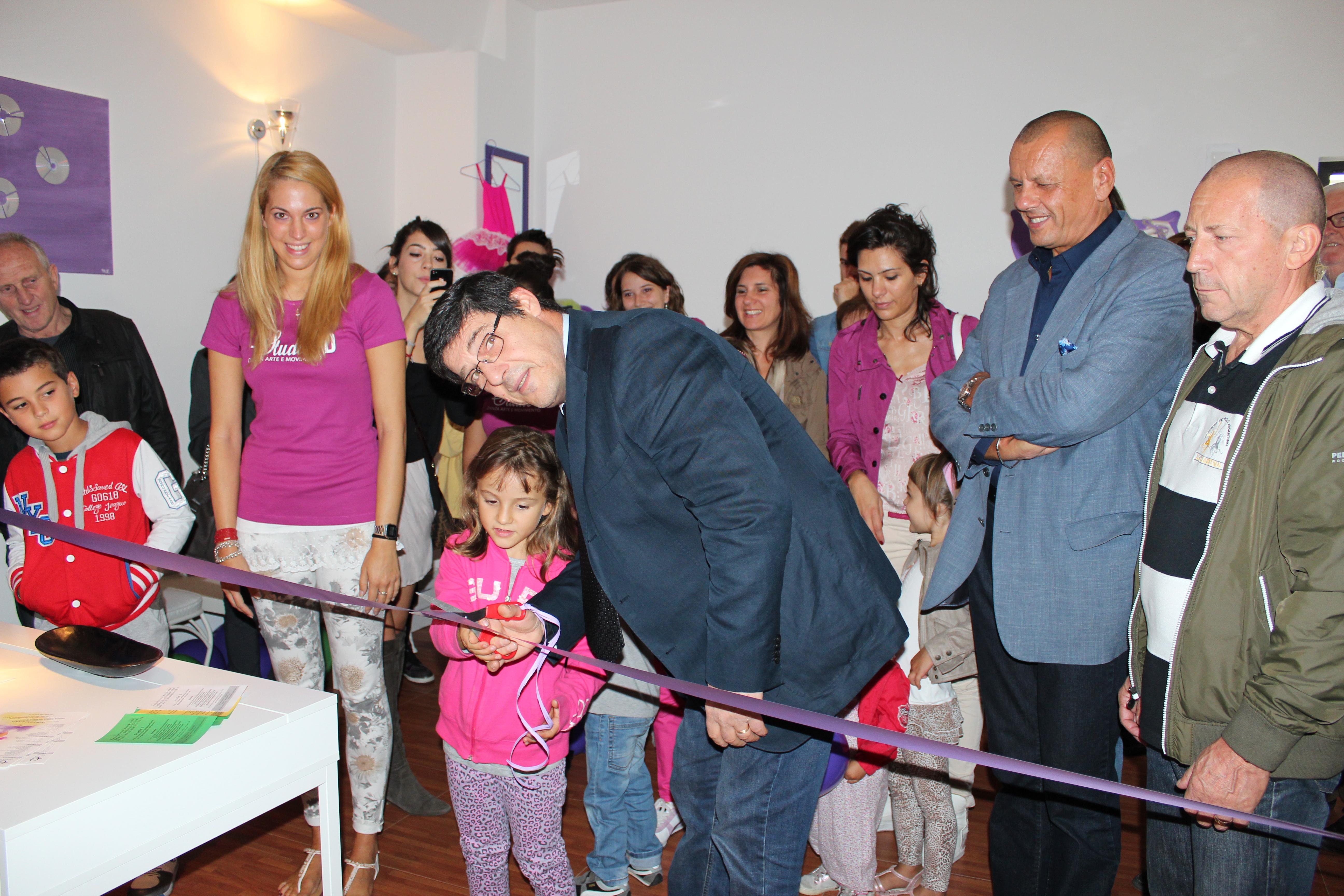 Inaugurazione Studio D – 20 settembre 2014